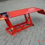 Motorheftafel HBM 300